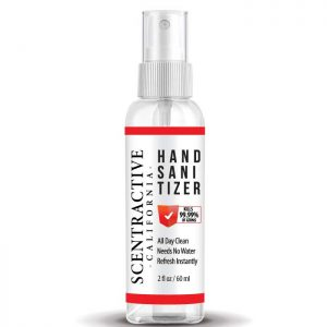 Scentractive Hand Sanitizer 2fl.oz