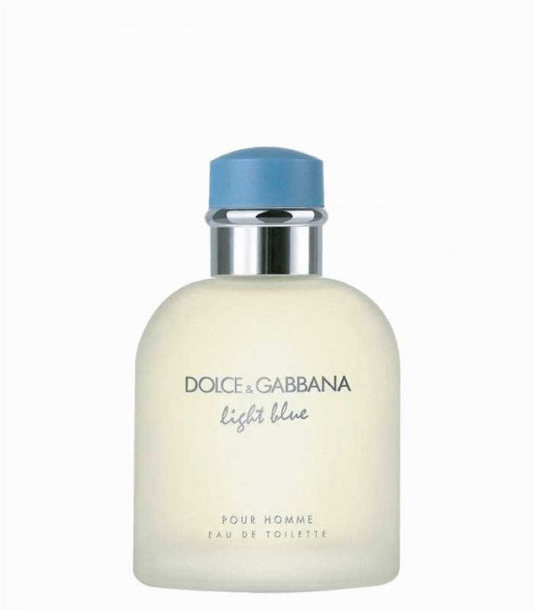 Dolce-Gabbana-Light-Blue Perfume For Man